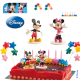 Kit Mickey and Minnie 6-7 cm PVC