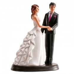 Wedding Figurine Romantic 20 cm