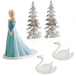 Kit Frozen PVC (Elsa)