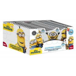 Minions Popping Candy 3 pack