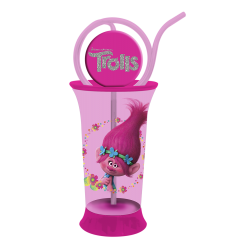 Trolls Spinning Candy Cup