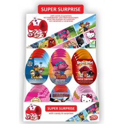 License Mix Super Surprise Eggs