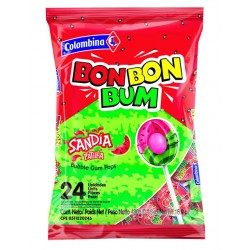 Bon Bon Bum Watermelon 17g, bag