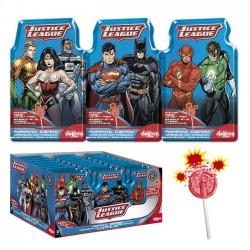 Justice League Popping Candy 3pack
