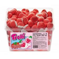 Trolli Kiss Strawberry
