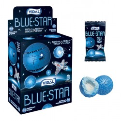 Vidal Blue Star Bubblegum