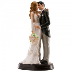 Weding Couple Maria & Juan 18cm