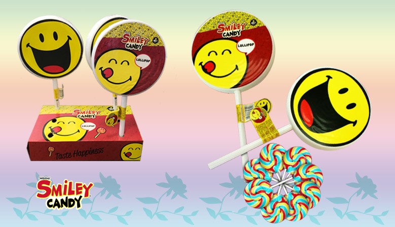 Big Lollopop Smiley