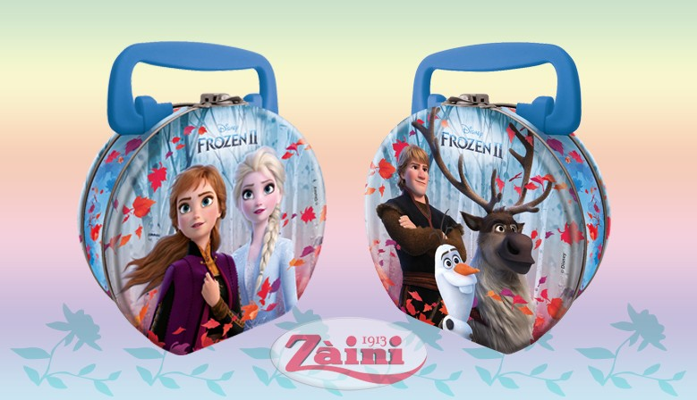 Frozen 2 Tin Lunch Box
